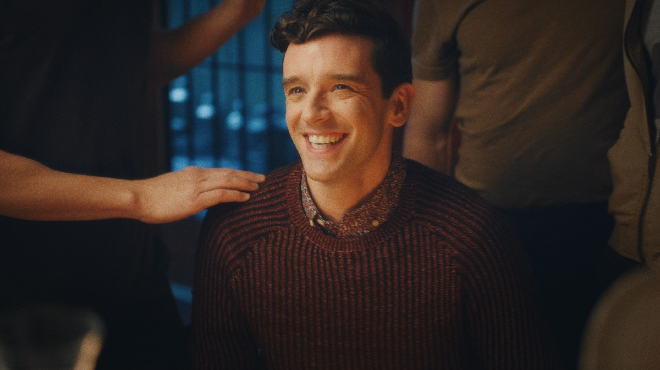 """Michael Urie stars in Matthew Puccini's """"Lavender"""" as Arthur, one half of a gay married couple."""