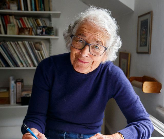 Judith Kerr Author Of The Tiger Who Came To Tea Dies Age