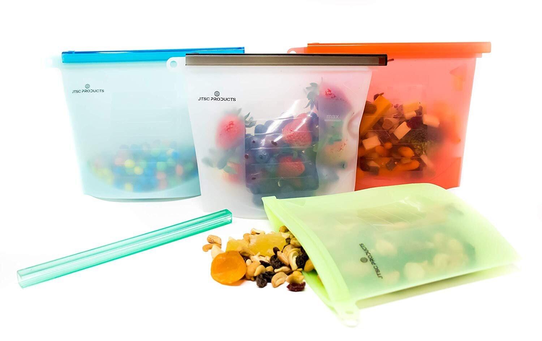 sustainable alternatives to ziploc bags