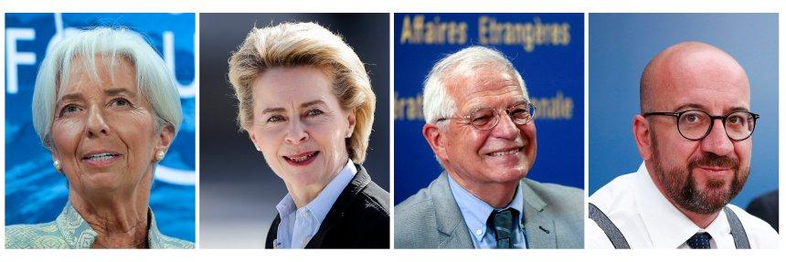 Ολοκληρώθηκε με συμφωνία η Σύνοδος Κορυφής - Ποιοι αναλαμβάνουν τα ανώτατα αξιώματα της