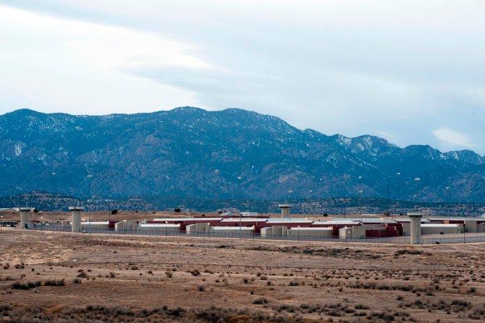 Florence ADX: Joaquin Prison