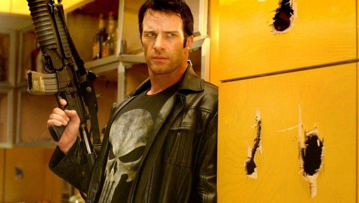Thomas Jane as The Punisher.