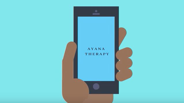 Ayana Therapy app helps minority and LGBTQ clients get matched with therapists.
