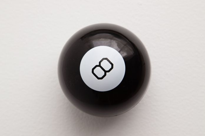 The TSA website has a cheeky answer to the question of whether Magic 8 Balls are permitted on planes.