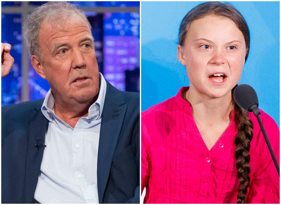 Jeremy Clarkson Brands Greta Thunberg A Spoilt Brat And Tells