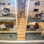 통제 불능 상태의 주택난 속에서 이층 침대 한 칸을 1,000달러에 임대하는 사람들의 이야기