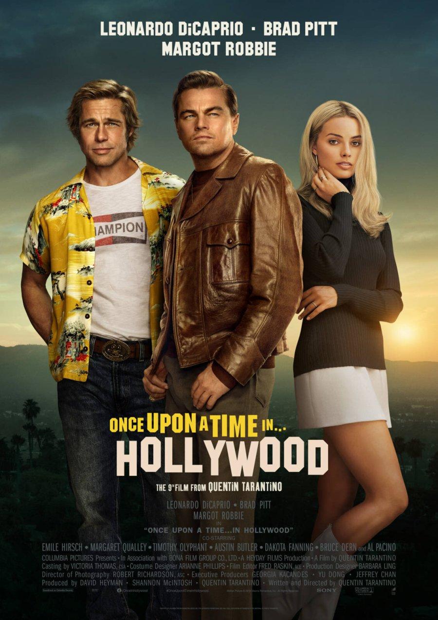 """Résultat de recherche d'images pour """"Once Upon a Time in Hollywood"""""""