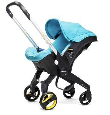 Doona Infant Car Seat Stroller, Kiddies Kingdom, £265