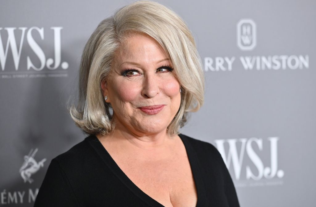 Bette Midler Scorches Donald Trump Jr. And Kimberly Guilfoyle In One Brutal Tweet