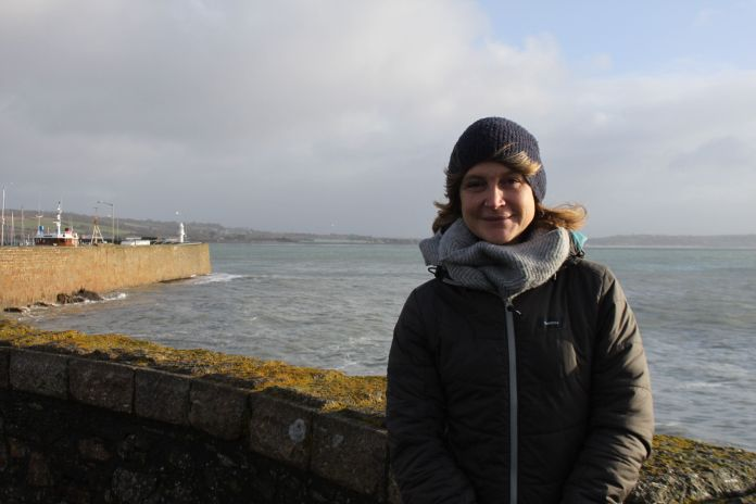 "Rachel Yates spearheaded the campaign to get Penzance ""plastic free"" accreditation."