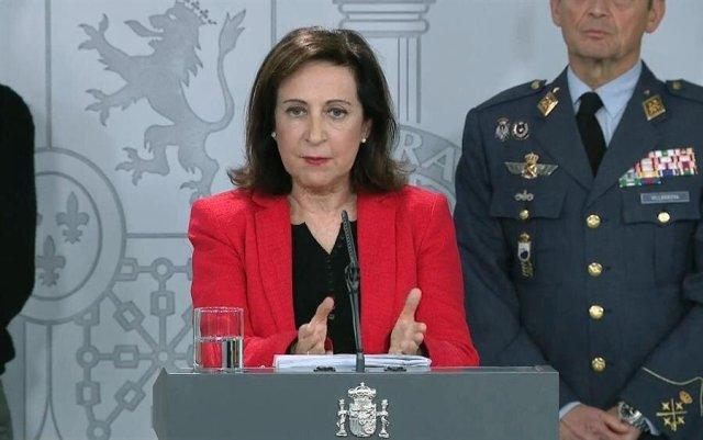 Margarita Robles, ministra d'