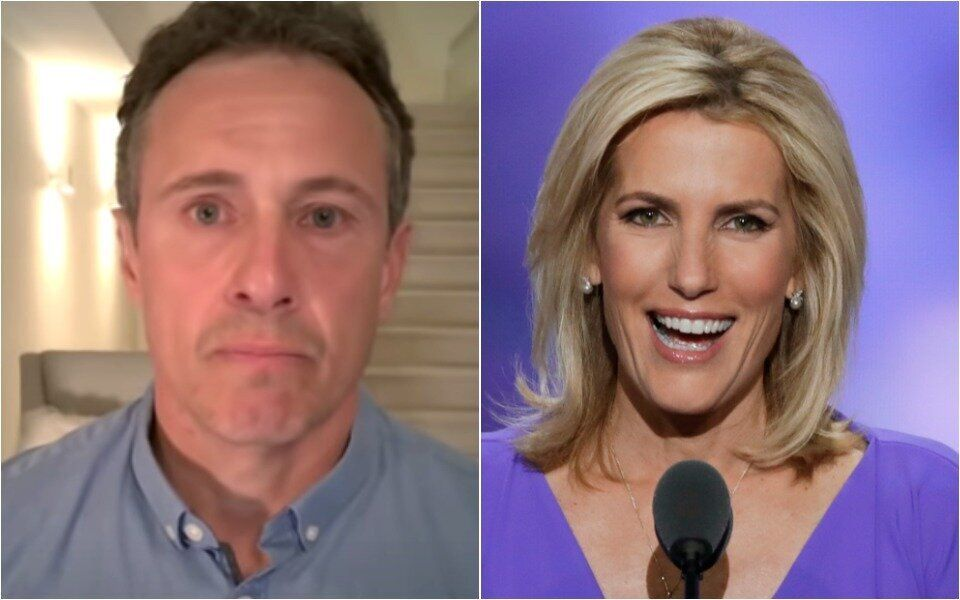 Chris Cuomo Slams Ingraham, Fox News Over Coronavirus Coverage: 'Never Ends For State TV' 1