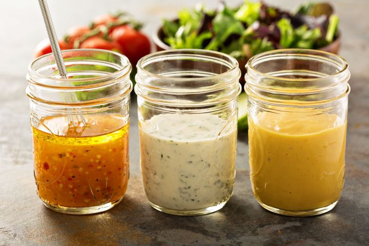 Try different add-ins to make a simple vinegar-based dressing taste like new.