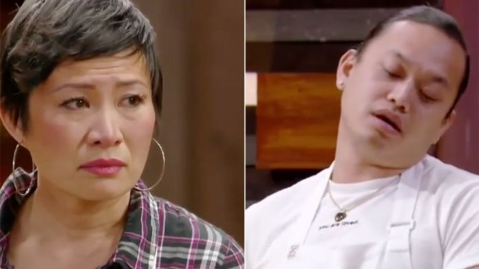 'MasterChef Australia: Back To Win's Poh Ling Yeow and Khanh