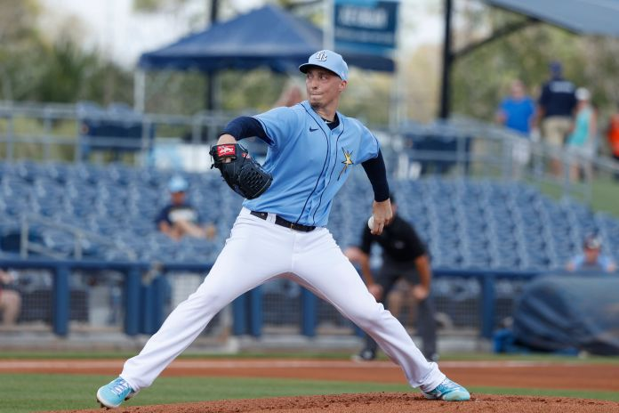"Tampa Bay Rays ace Blake Snell said in early May that it wouldn't be ""worth it"" for MLB players to take the field in 2020 if"