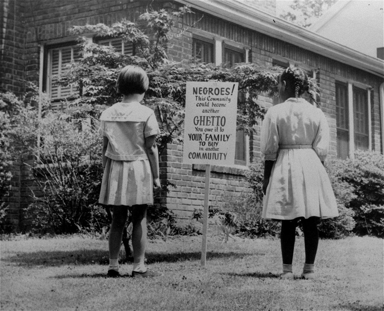 Απρίλιος 1962 - Μια αφροαμερικανή...