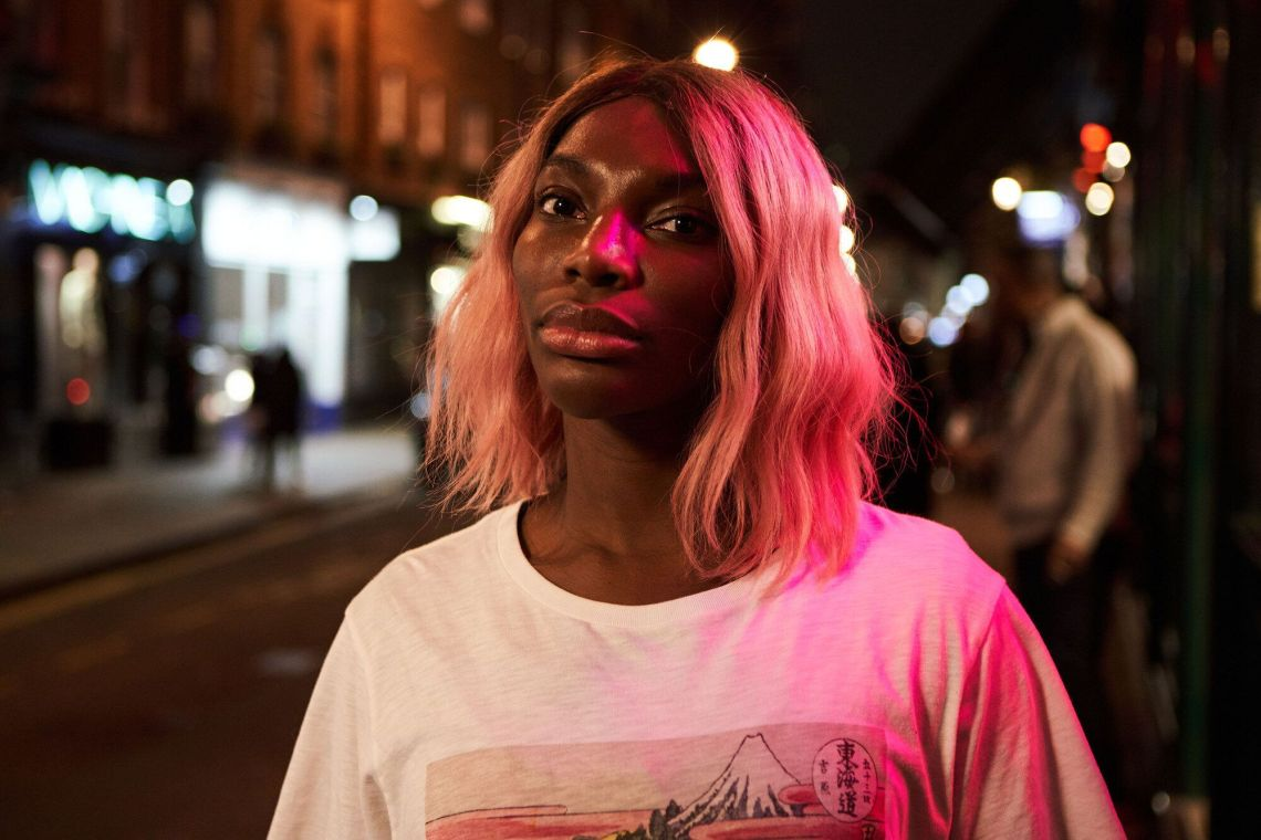 Michaela Cole As Arabella in I May Destroy You.