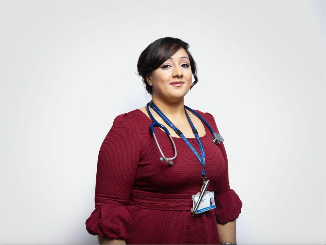 Roopak Khara, General Adult Psychiatrist, West London NHS Trust