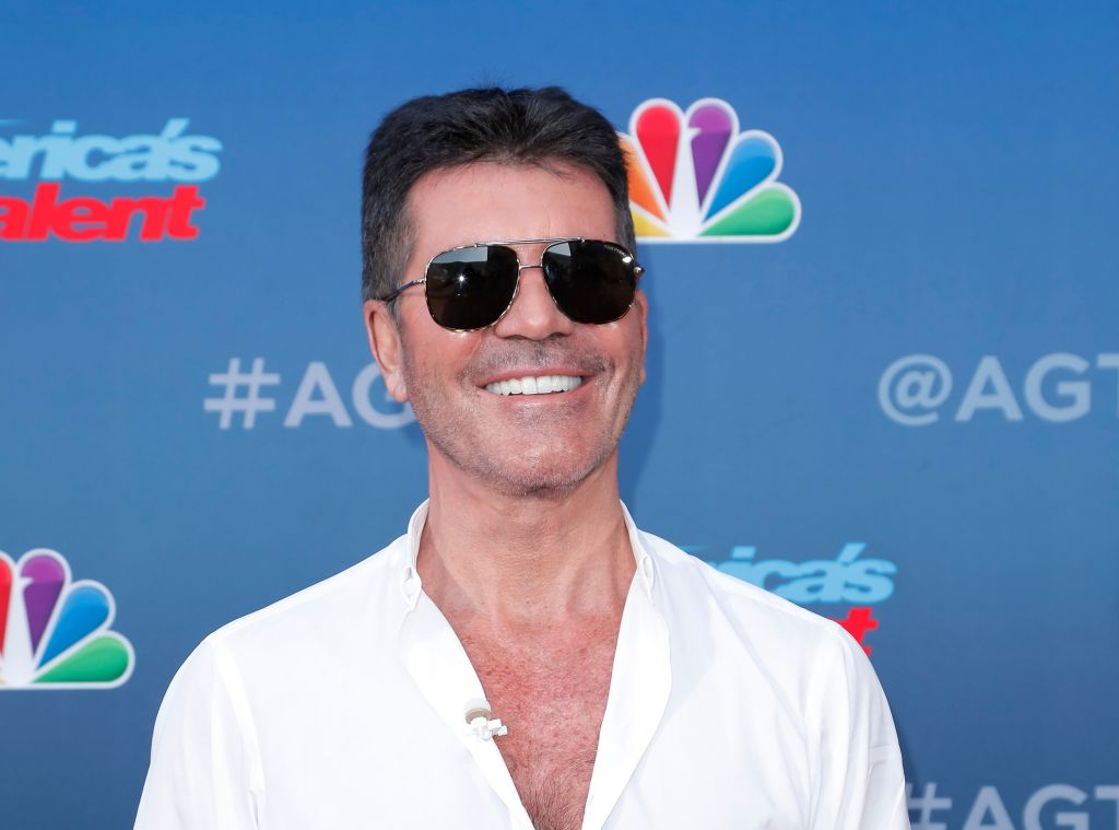 Simon Cowell Is Already On The Mend After Surgery On Broken Back, Says Co-Star Heidi Klum