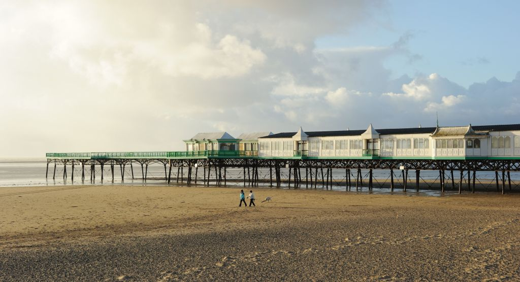 Search Underway For Two Teenagers Missing In Sea Off Lancashire Coast