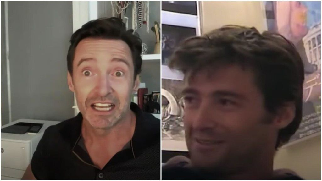 Hugh Jackman Reacts To His Wolverine Audition 20 Years Later