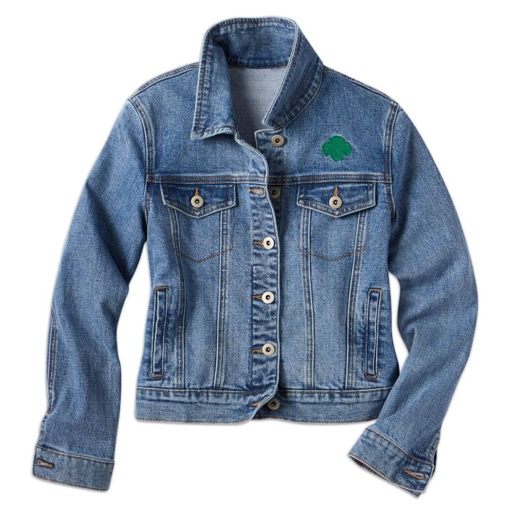 """<a href=""""https://www.girlscoutshop.com/denim-jacket"""" target=""""_blank"""" rel=""""noopener noreferrer"""">Denim Jacket, $49&nbsp;</a>"""