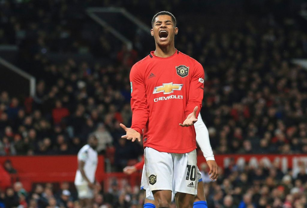 Marcus Rashford Leads New Campaign To Tackle 'Devastating' Child Food Poverty