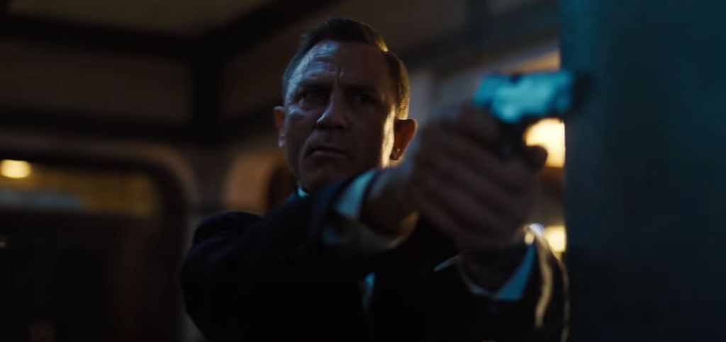 James Bond Film No Time To Die's New Trailer Is The Definition Of Action-Packed