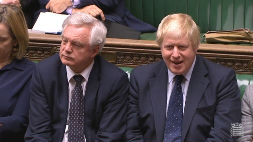 David Davis Warns He Will Vote Against The Budget If It Includes Tax Hikes