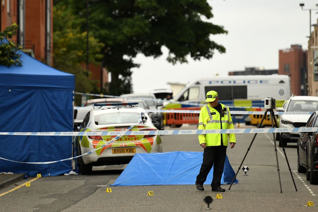 Man Killed And Seven Injured In 'Multiple Stabbings' In Birmingham