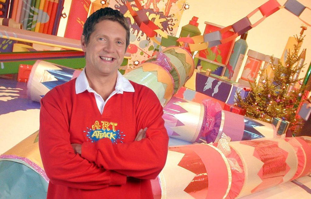 Art Attack's Neil Buchanan Addresses *That* Banksy Conspiracy Theory