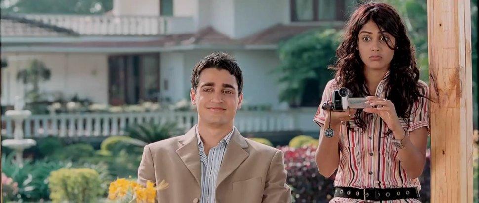 Imran Khan and Genelia D'Souza in Jaane Tu...Ya Jaane Na
