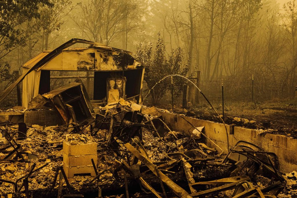 Oregon Wildfires Are Decimating Homes Near Me And I'm Terrified About What's Next