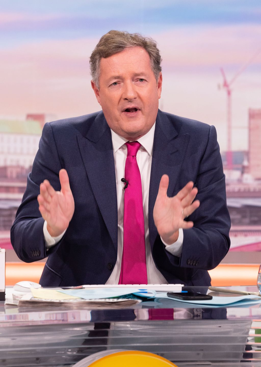 Piers Morgan Urges People To Be 'Realistic' About Spending Christmas Under Coronavirus Restrictions