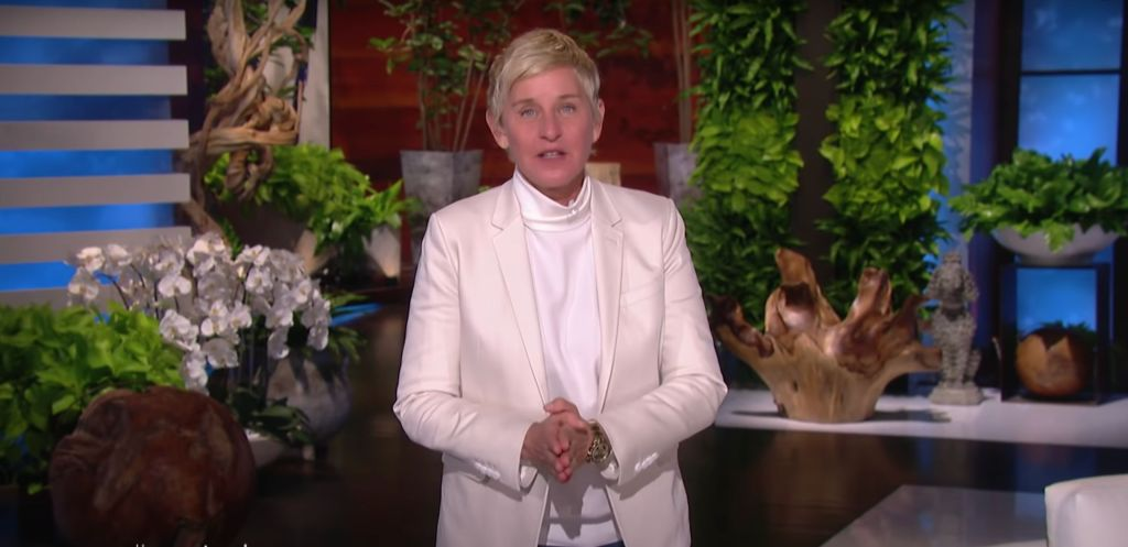 Ellen DeGeneres Says She 'Takes Responsibility' As She Makes On-Air Address About Toxic Workplace Claims On Chat Show