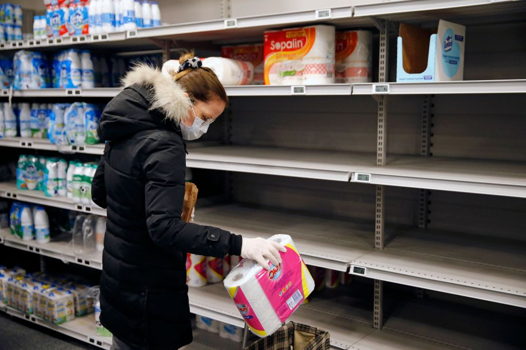These Supermarkets Are Limiting Items Again To Stop Panic-Buying