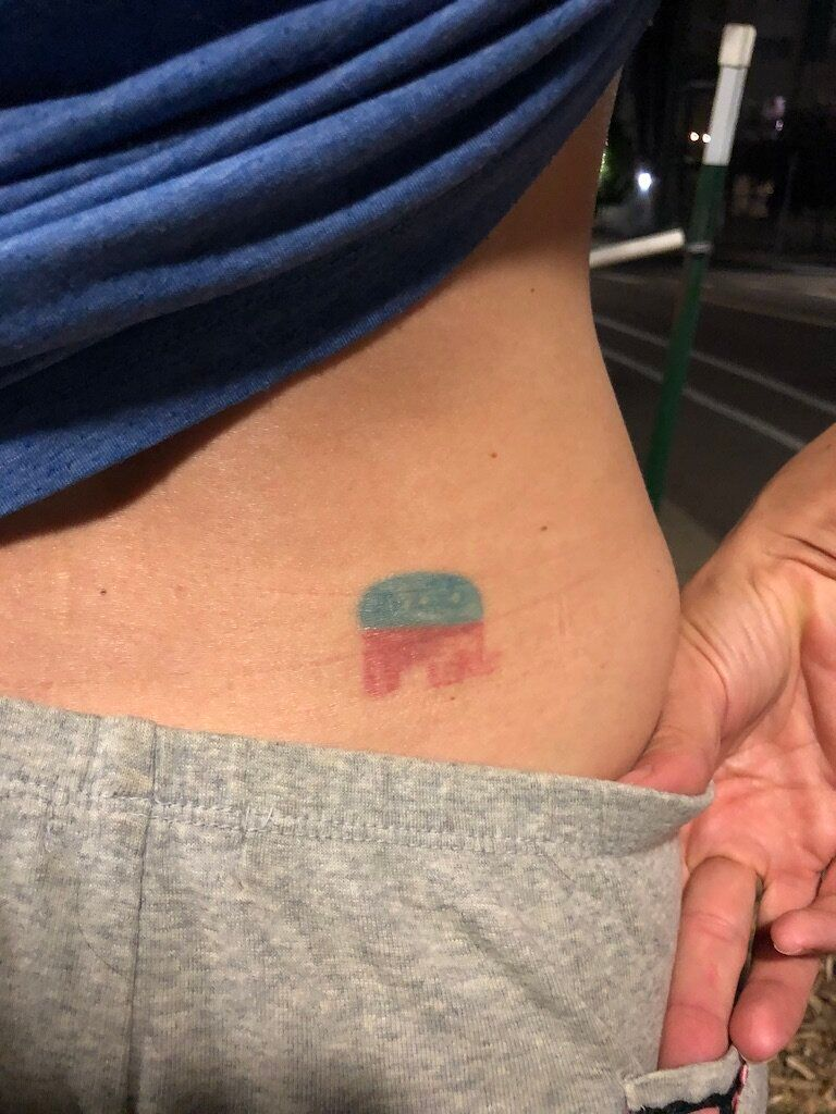 Why I'm Removing My Republican Tattoo After 21 Years In The GOP