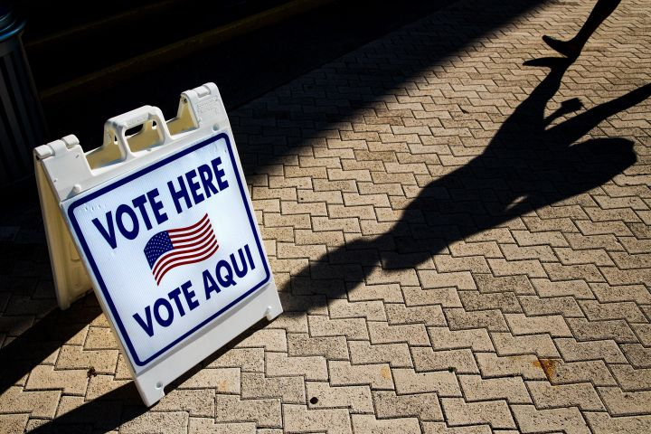 If you're at the wrong polling place, you can cast a provisional ballot — but experts say it should be your last resort.