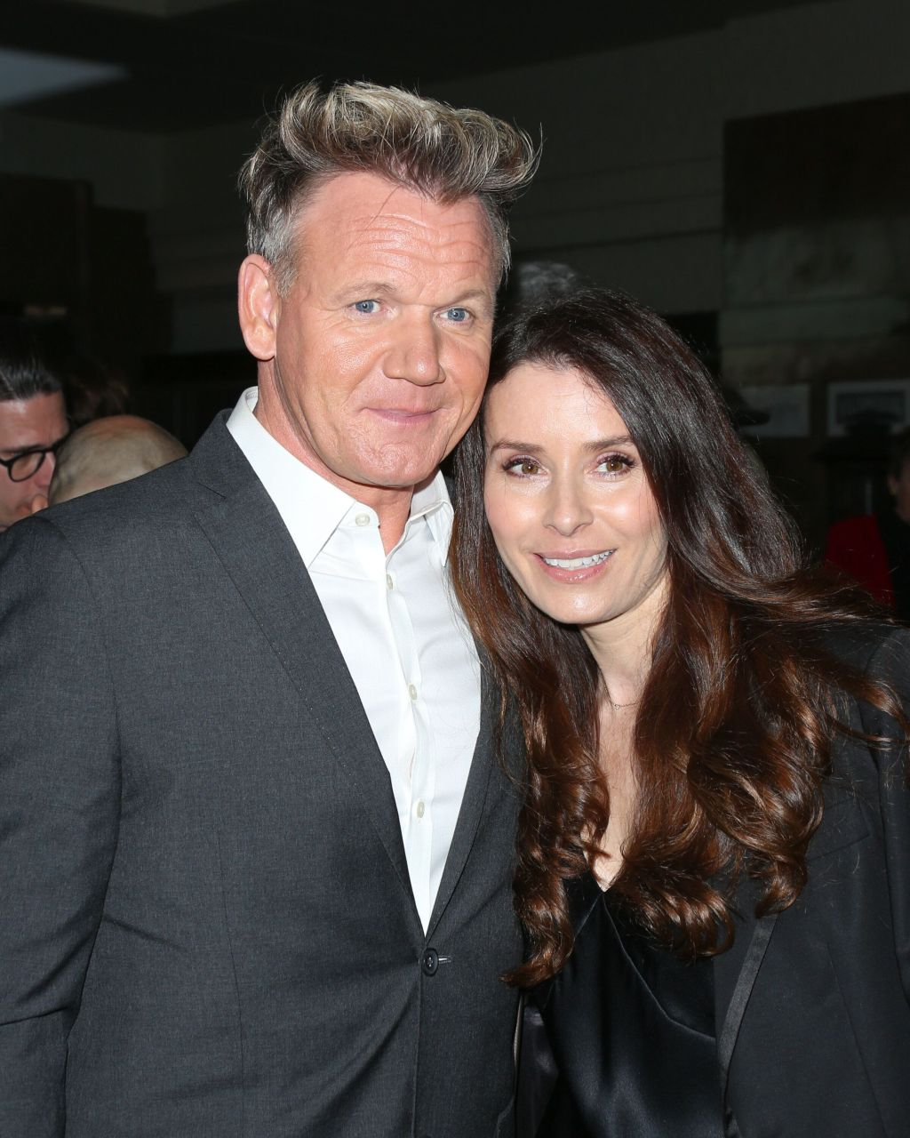 Gordon Ramsay's Baby Son Oscar Has Already Nailed The Chef's Trademark Scowl