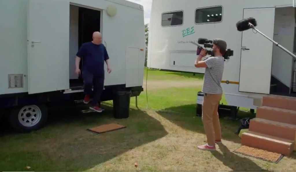 Matt Lucas Takes Great British Bake Off Fans Inside The Show's Bubble With Behind-The-Scenes Tour