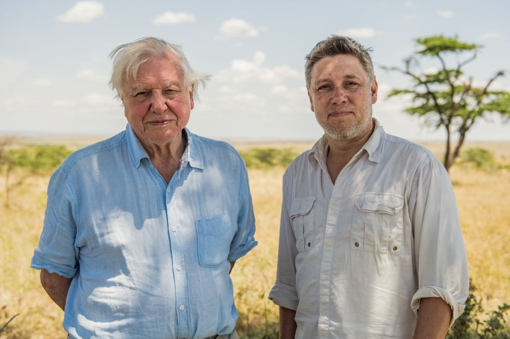 What Do Chernobyl And Climate Change Have In Common? Quite A Lot According To David Attenborough