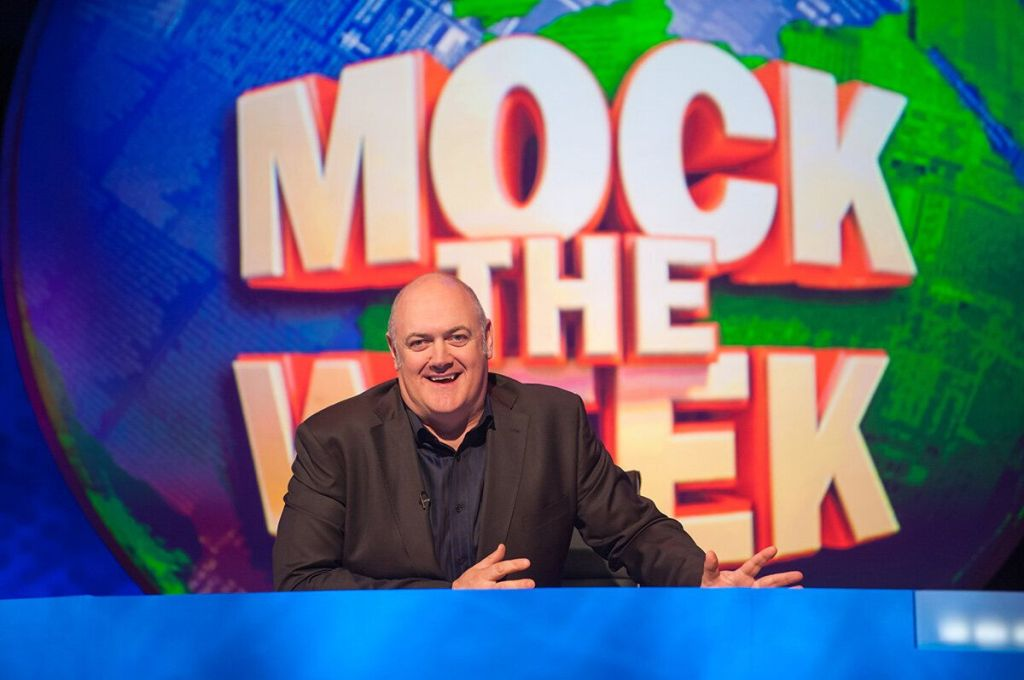 Mock The Week's Dara O'Briain Takes On Criticism Of Show For Being 'Too Left-Wing'