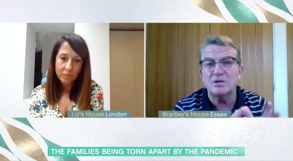Bradley Walsh Moved To Tears As He Hears How Those In Care Homes Have Been Affected By Pandemic