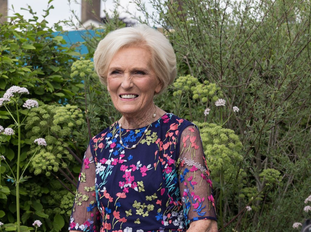 Mary Berry 'Overwhelmed' To Receive Damehood In Queen's Birthday Honours List