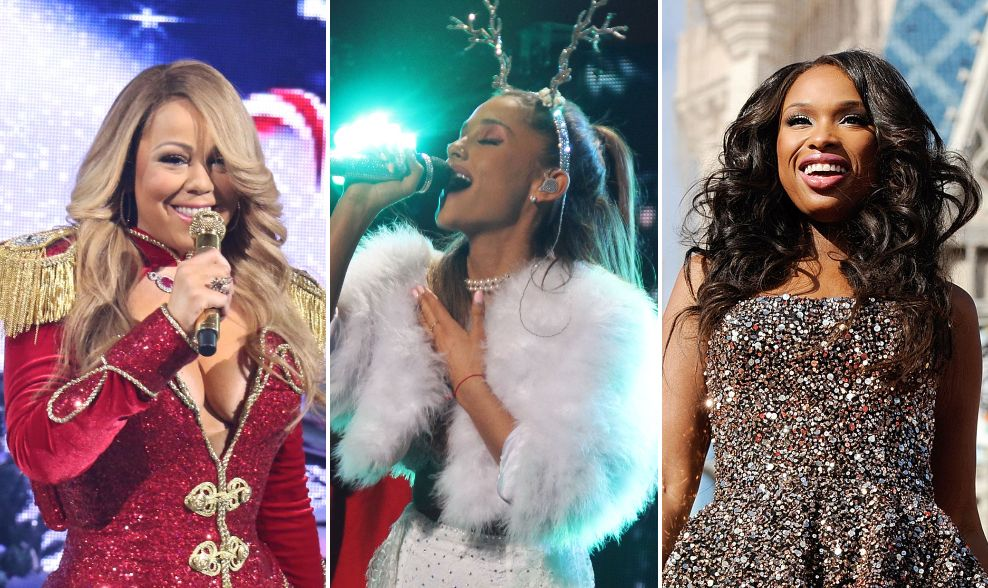 Could Mariah Carey, Ariana Grande and Jennifer Hudson be about to serve up a Christmas miracle?