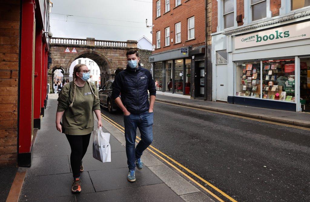 Northern Ireland Imposes Four-Week 'Circuit Breaker' Lockdown