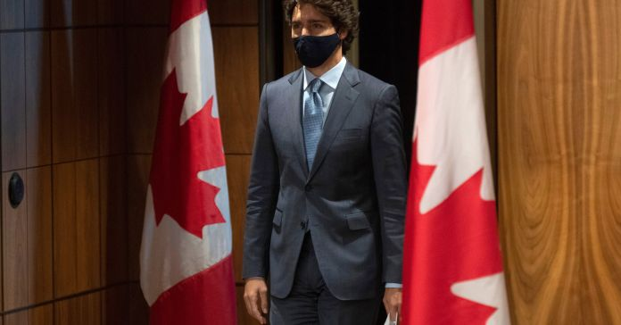 Canada PM Trudeau puts fate of government on line with call for confidence  vote - glbnews.com