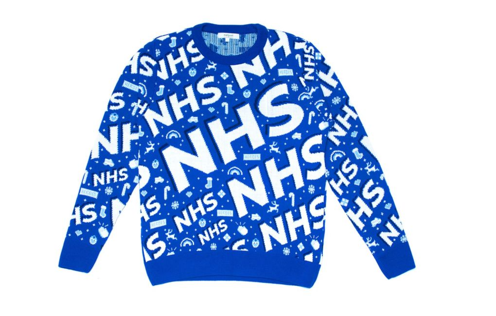 NHS Christmas Jumper