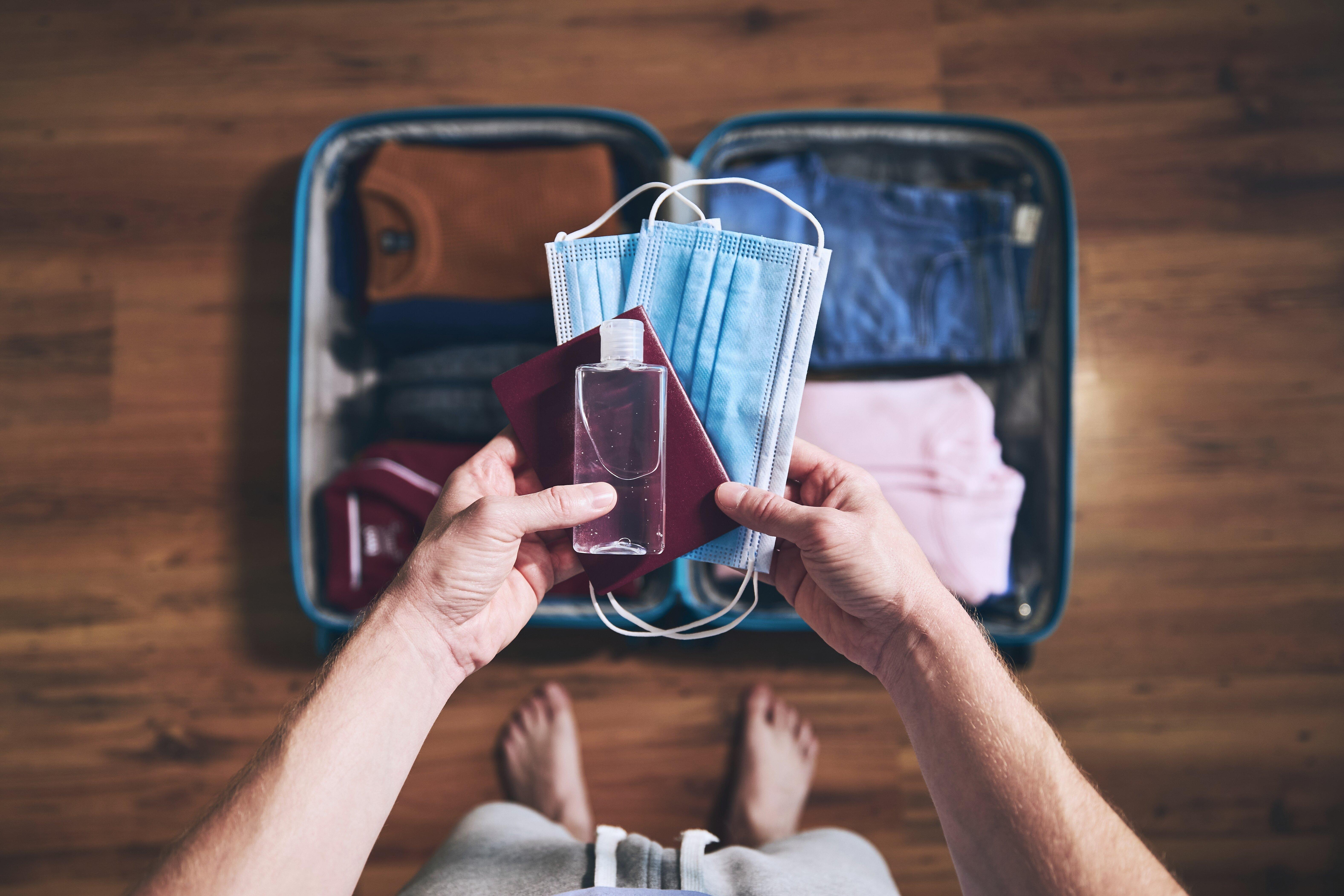 Comment voyager en 2021, guide pratique d'un voyageur en temps de pandémie (Phot prétexte...