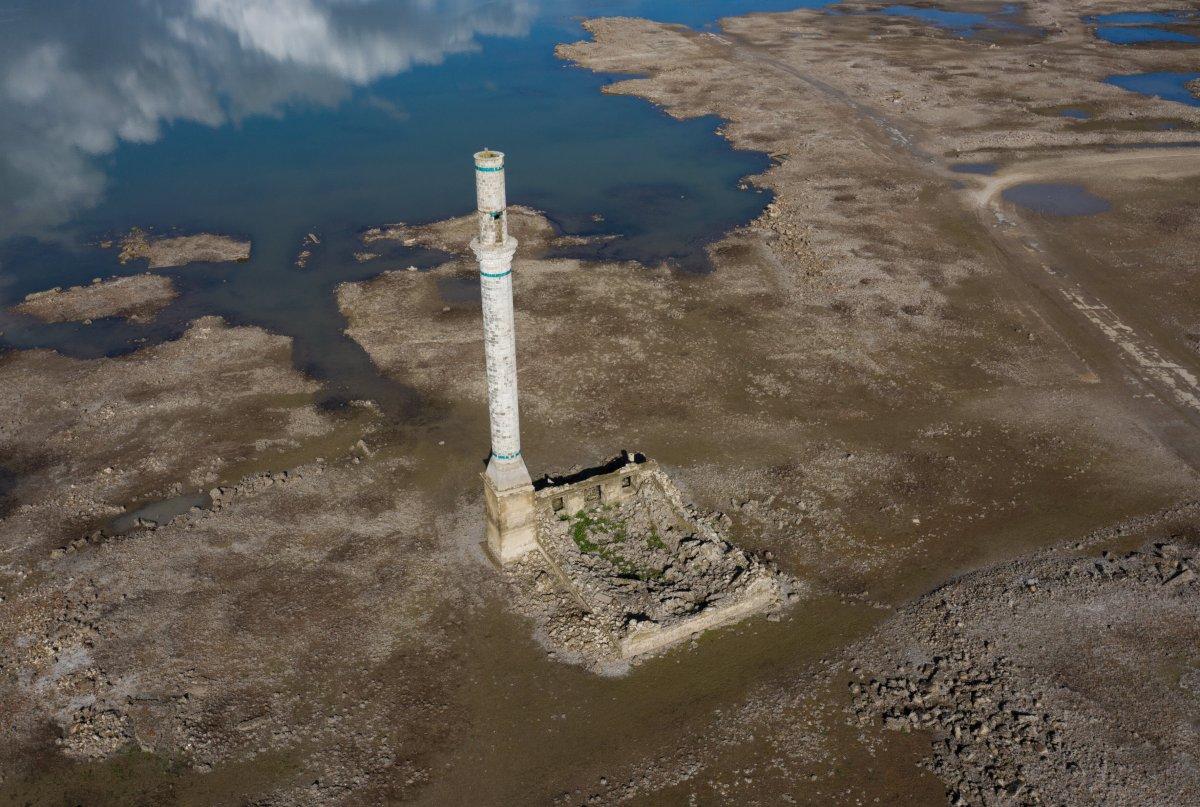 Η Κωνσταντινούπολη μπορεί να ξεμείνει από νερό σε 45